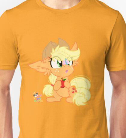 AppleJack-Fluffy Pony Series Unisex T-Shirt