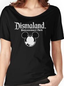 Dismaland Mickey Women's Relaxed Fit T-Shirt