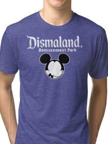 Dismaland Mickey Tri-blend T-Shirt