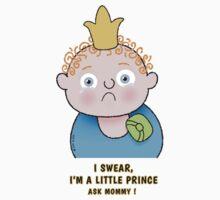 Little Prince - I Swear One Piece - Short Sleeve