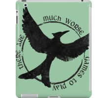 There are worse games iPad Case/Skin