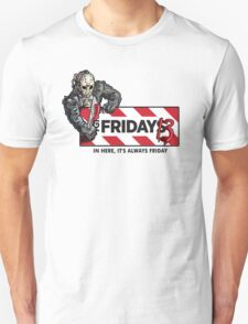 Jason Voorhees - It's Always Friday the 13th Unisex T-Shirt