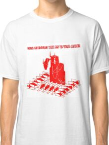 King Geedorah - Take Me To Your Leader Classic T-Shirt