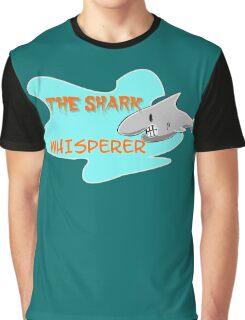 The shark whisperer Graphic T-Shirt