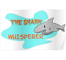 The shark whisperer Poster