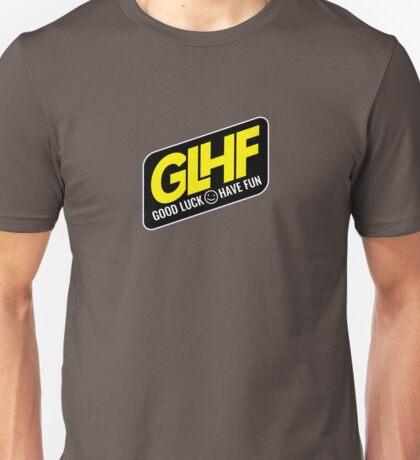 GLHF Navi Unisex T-Shirt