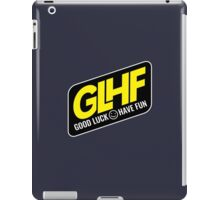 GLHF Navi iPad Case/Skin