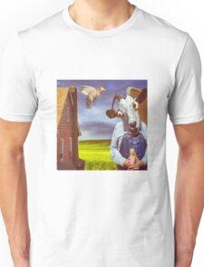FARMER GOAT Unisex T-Shirt