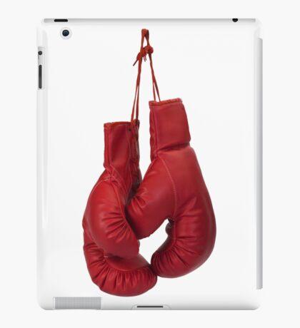 Boxing gloves iPad Case/Skin