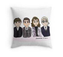 One DIRECTION DRAWBYANA Throw Pillow