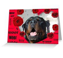 A Samson Valentine Greeting Card