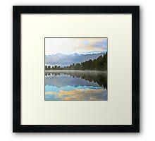 Beautiful landscape, Nature Framed Print