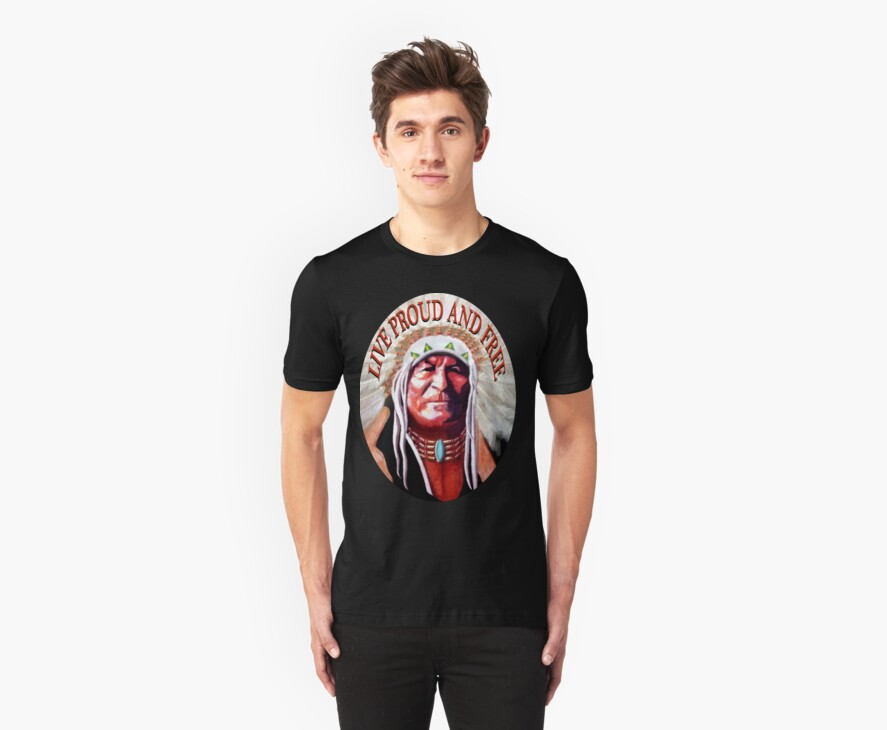 Indian Chief by Johnny Furlotte
