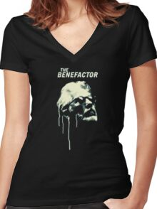 The Benefactor - Richard Gere Women's Fitted V-Neck T-Shirt