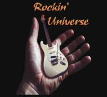 Rock Guitar by Johnny Furlotte