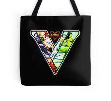 Street Fighter V - girls Tote Bag