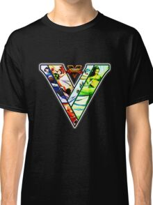 Street Fighter V - girls Classic T-Shirt