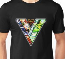 Street Fighter V - girls Unisex T-Shirt
