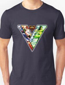 Street Fighter V - girls Unisex T-Shirt