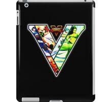 Street Fighter V - girls iPad Case/Skin