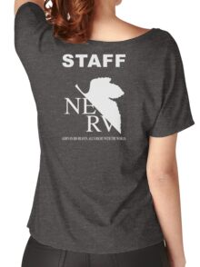 Nerv Staff Women's Relaxed Fit T-Shirt