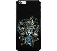 Steampunk Joker iPhone Case/Skin