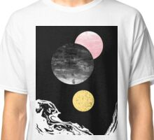 Celeste - space modern minimal abstract painting art urban brooklyn new york los angeles design Classic T-Shirt