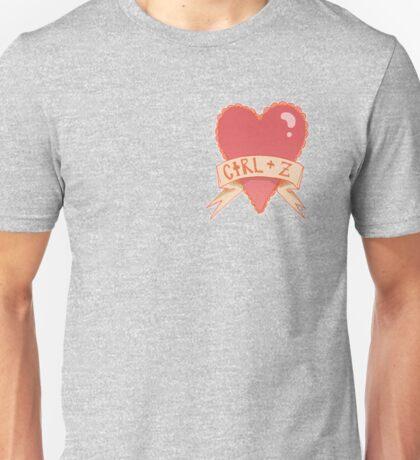 photoshop valentines Unisex T-Shirt