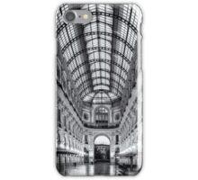 Galleria Vittorio Emanuele iPhone Case/Skin