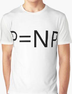 P=NP Graphic T-Shirt
