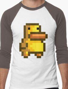 Duck Men's Baseball ¾ T-Shirt