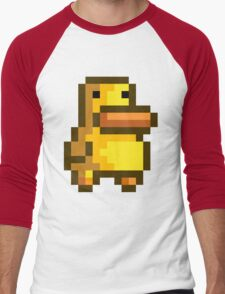 Duck Men's Baseball ¾ T-Shirt