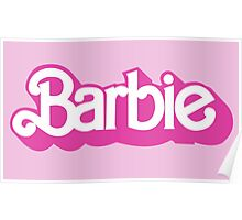 Barbie Poster