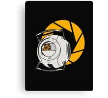 Space Core V2 (Portal 2) Canvas Print