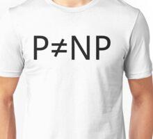 P!=NP Unisex T-Shirt