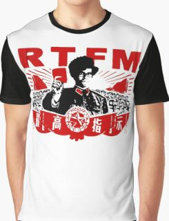 RTFM - MOSS Graphic T-Shirt