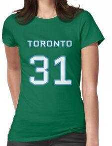 Toronto football (I) Womens Fitted T-Shirt