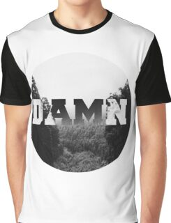 Damn nature, you scary! Graphic T-Shirt