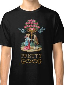 Pretty Good Red Roses Classic T-Shirt