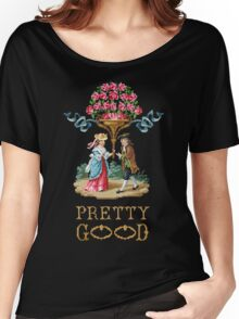 Pretty Good Red Roses Women's Relaxed Fit T-Shirt
