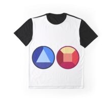 Ruby & Sapphire Graphic T-Shirt