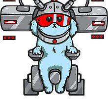 The Dog Rick & Morty by jokoer-SERKA