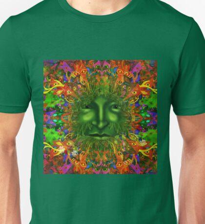 PAGAN GREEN MAN Unisex T-Shirt