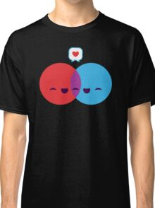 Love Diagram Classic T-Shirt