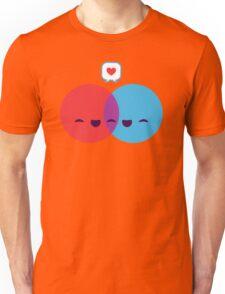 Love Diagram Unisex T-Shirt