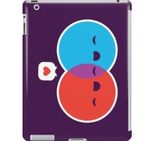 Love Diagram iPad Case/Skin