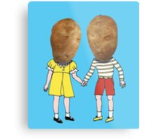 small potatoes Metal Print
