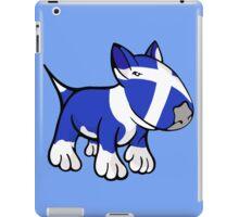 Scottish Bull Terrier iPad Case/Skin