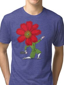 The Poet in Love Tri-blend T-Shirt