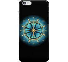 The compass iPhone Case/Skin